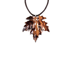 etsy, wood jewelry, and wooden necklace image