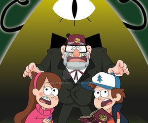 bill, stan, and mabel image