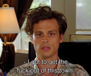 films, matthew gray gubler, and quotes image