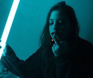 grunge, smoke, and forget image