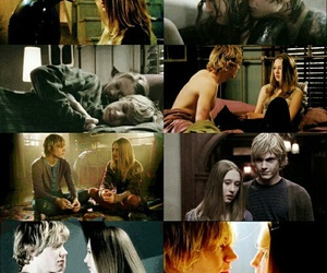 murder house, violet harmon, and tate langdon image