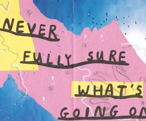 grunge, pink, and quotes image