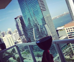city, wine, and luxury image