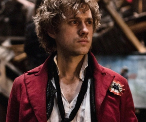 beautiful, aaron tveit, and les miserables image