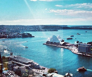 australia, Sydney, and sea image
