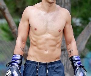 Hot, Joe Jonas, and box image