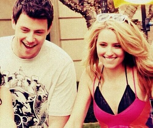 cory monteith and dianna agron image