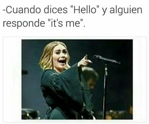 Adele, divertido, and funny image