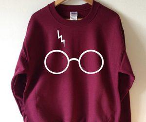 harry potter, harrypotter, and sweatshirt image