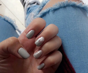 gel, lack, and nails image