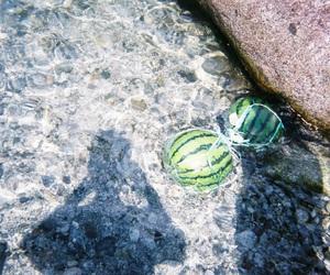 夏, 写ルンです, and 川 image
