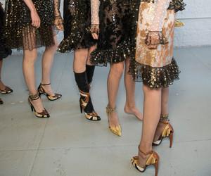fashion, models, and Rodarte image