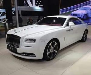 cars, white, and lixury image