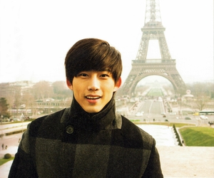 2PM, oppa, and paris image