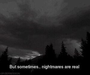 dark and quote image