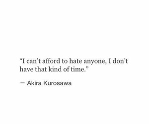 quote, hate, and life image