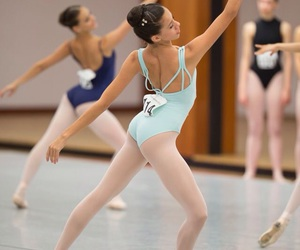 ballet, class, and perfect image