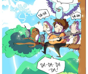 Owl City, to the sky, and Adam Young image