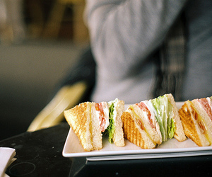 photography, food, and sandwich image