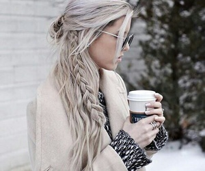 hair, style, and braid image