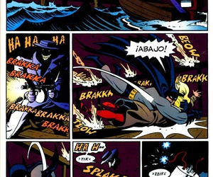 batman, harley quinn, and comic image