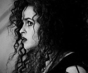 harry potter, bellatrix lestrange, and helena bonham carter image