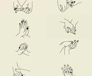 art, hands, and cute image