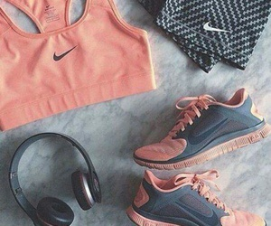 clothes, nike, and fashion image