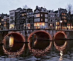 amsterdam, city, and likes image