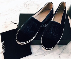 beautiful, black, and shoes image