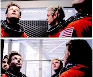 louis tomlinson, Harry Styles, and drag me down image