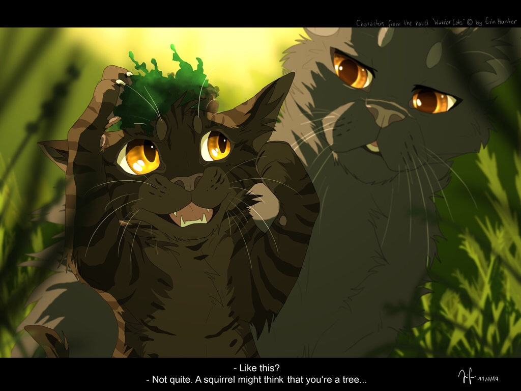 Image In Warrior Cats Collection By Trashpanda