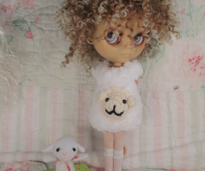 blythe doll, pretty, and want image