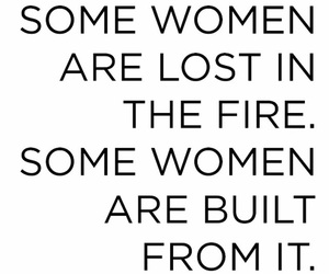 women, fire, and girls image