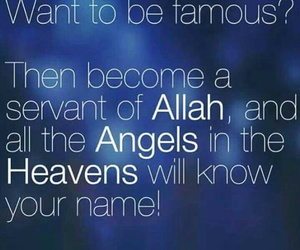 allah, angel, and heaven image
