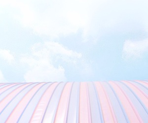 Pastel Pink And Blue Image
