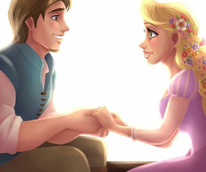 disney, Eugene, and rapunzel image