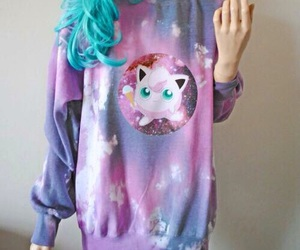 clothes, jigglypuff, and pokemon image