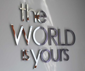 quotes, world, and yours image