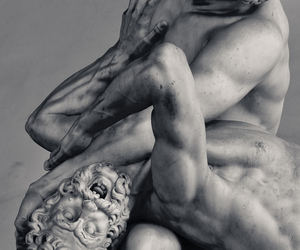 florence, hercule, and loggia dei lanzi image