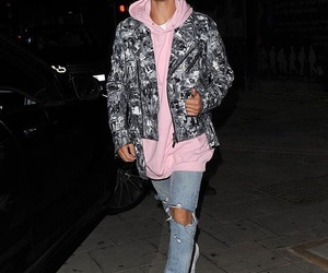 justin bieber and style image