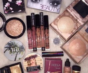 makeup, mac, and kylie jenner image