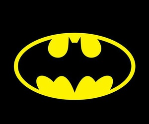 batman, negro, and wallpapers image