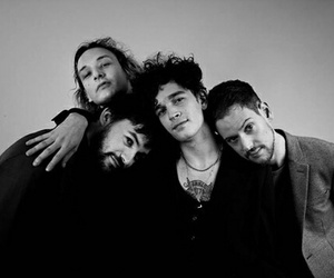 the 1975, matty, and ross macdonald image