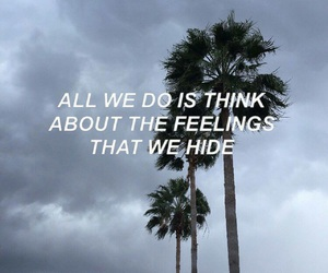 quotes, halsey, and feelings image