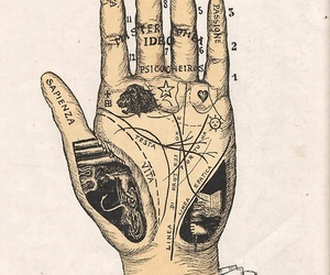 hand, art, and drawing image