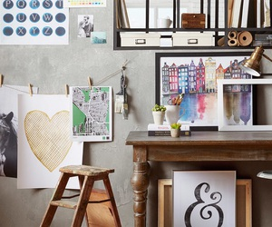 home decor, home design, and home office image