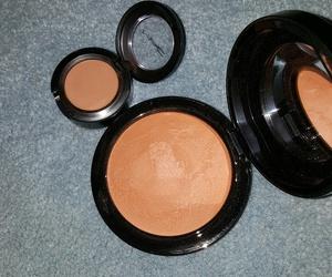 eyeshadow, mac, and face image