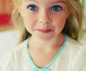 kids, eyes, and blue eyes image