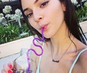 icon, kendall jenner, and header image